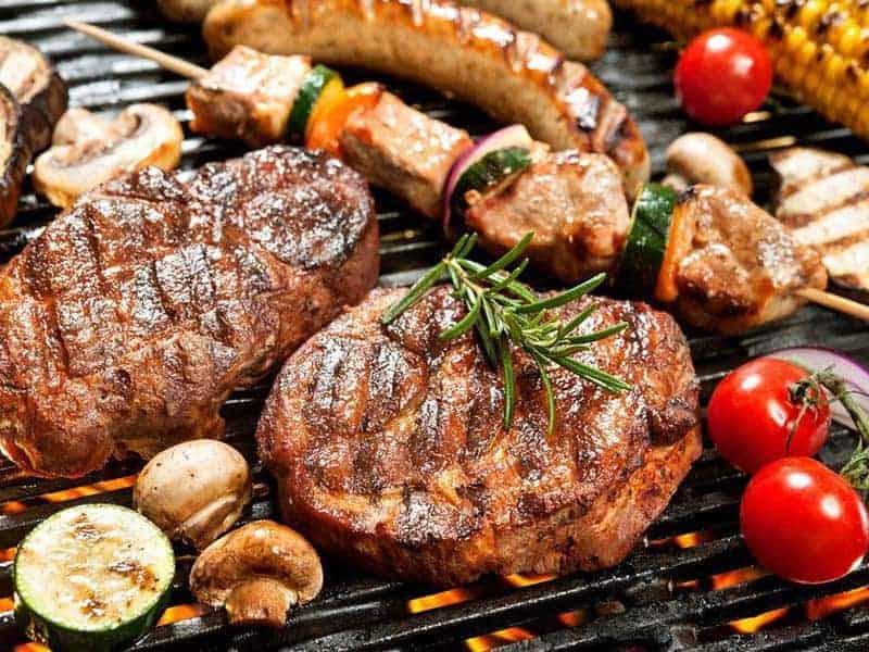 Sử dụng lượng thịt nhiều gây hại cho thận