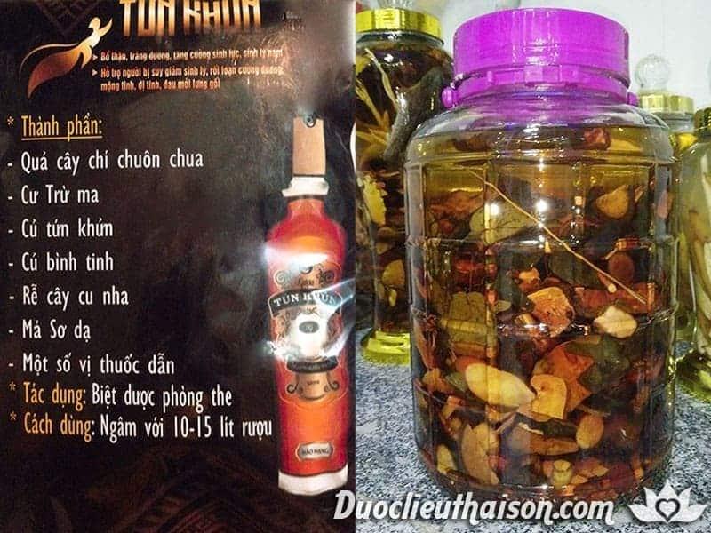 Thang Tứn Khửn - Loại rượu quý của đồng bào dân tộc Mông 3