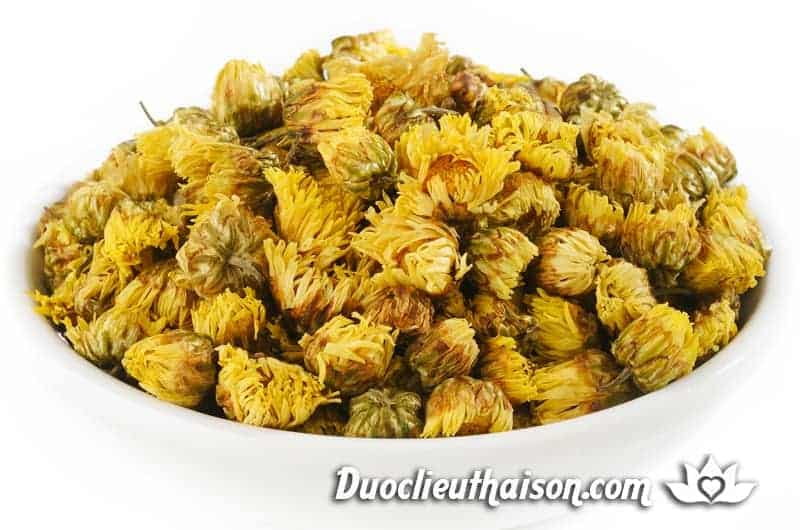 Trà hoa cúc vàng