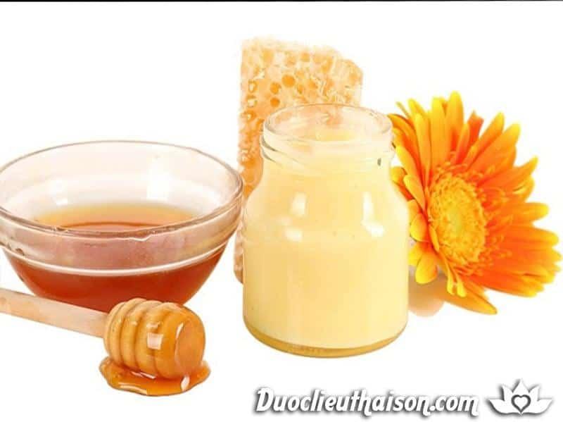 Sữa ong chúa có nhiều thành phần dinh dưỡng quý giá