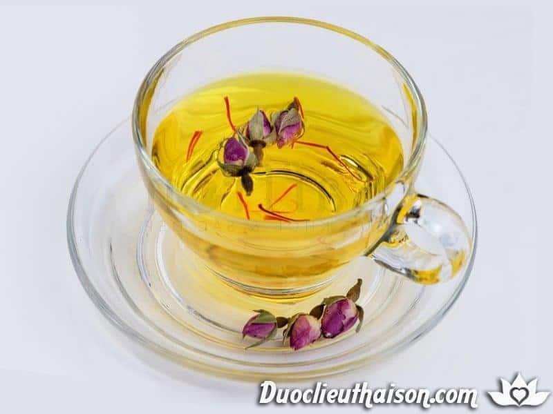 Nên sử dụng sợi saffron đúng cách để đảm bảo công dụng