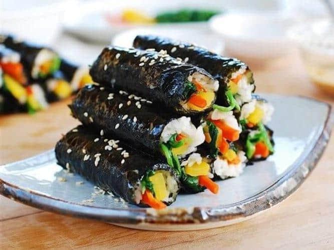 Rong biển mang lại nhiều lợi ích cho sức khỏe và sắc đẹp