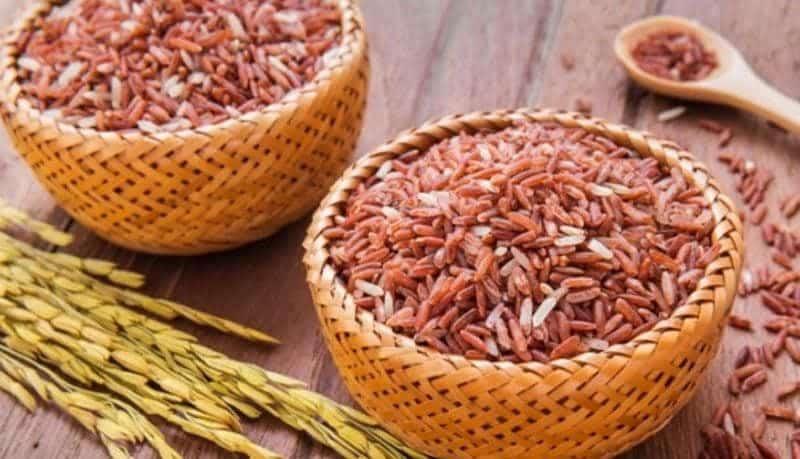 Gạo lứt giúp cơ thể tránh nguy cơ tim mạch, huyết áp