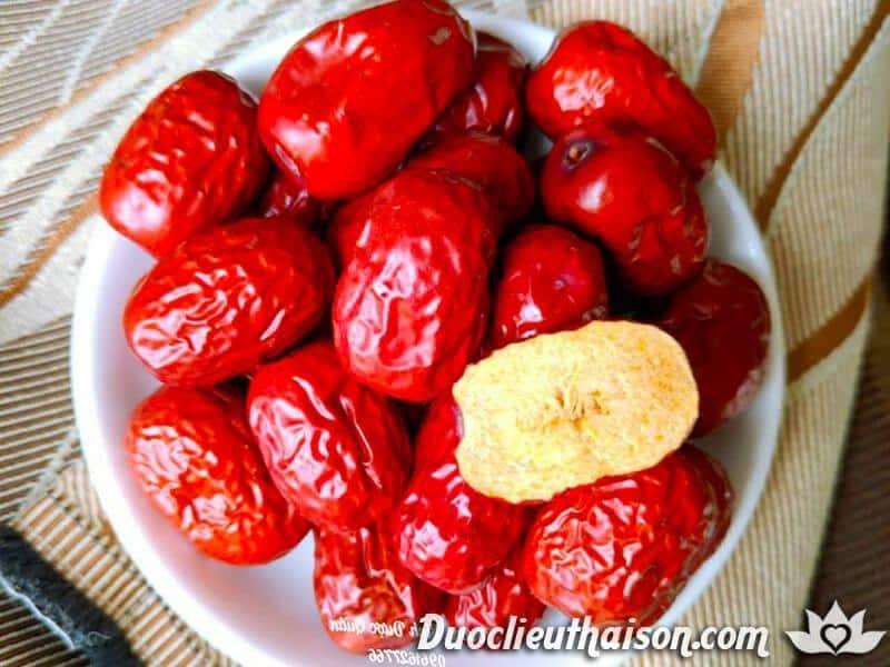 Táo đỏ - Thảo dược quý giúp đẹp da, tăng cường sức khỏe