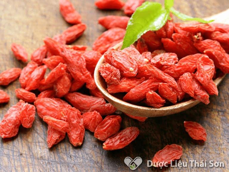 Kỷ Tử là một loại vị thuốc được sử dụng phổ biến trong Đông Y