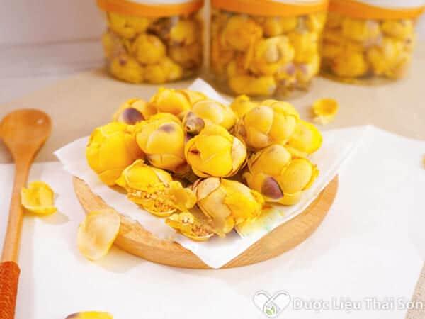 Dược Liệu Thái Sơn cam kết mang đến cho khách hàng Trà Hoa Vàng chất lượng tốt nhất
